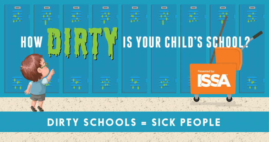 How Dirty is Your Child's School