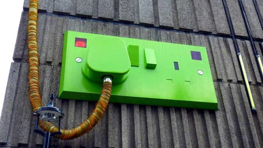 Plug for vacuum